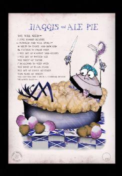 Haggis and Ale Pie